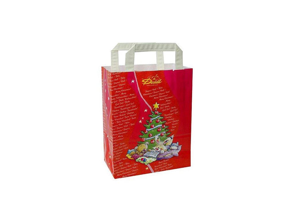 Vánoční dárková taška Diddl (3886)