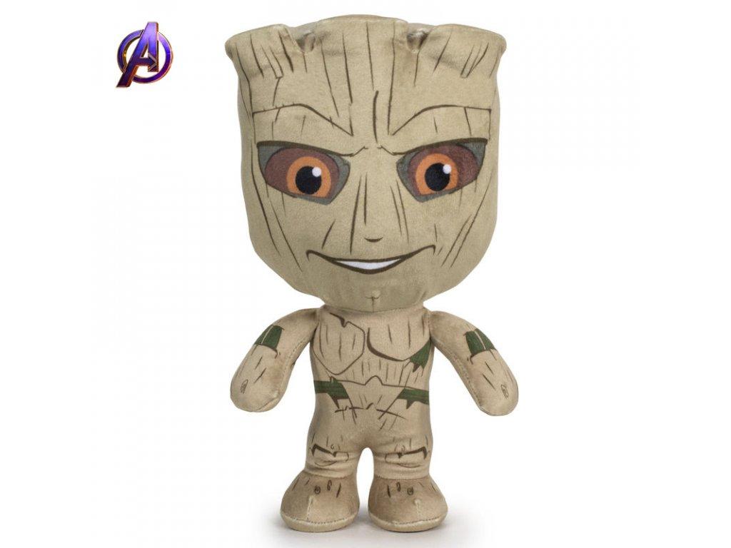 Avengers: Plyšový Groot (8461)