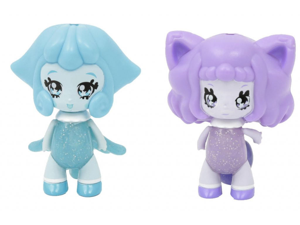 Cobi Glimmies 2 mini panenky Celeste a Foxanne (0347)
