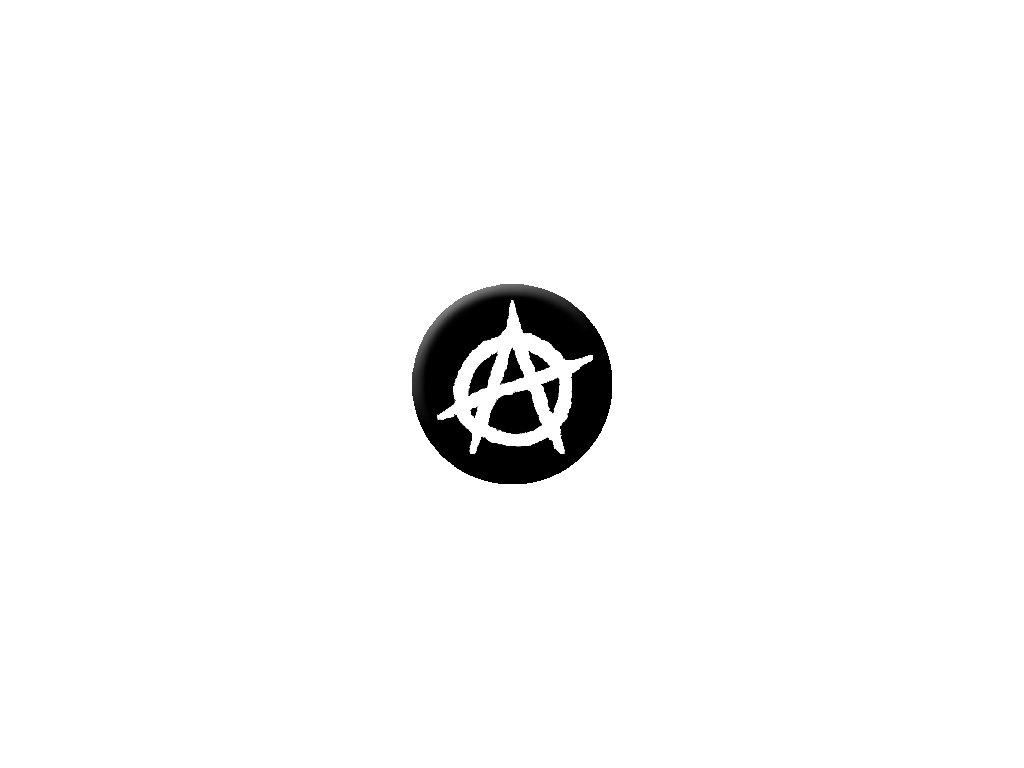 Placka Anarchist 25mm (018)