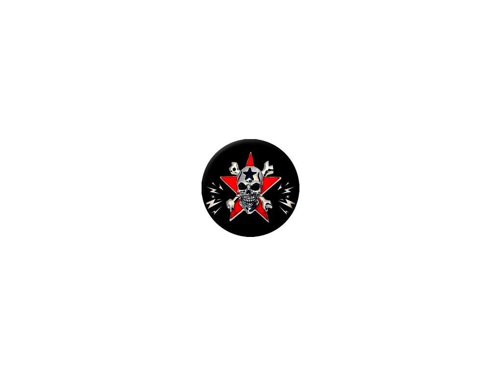 Placka Toten Hosen 25mm (045)