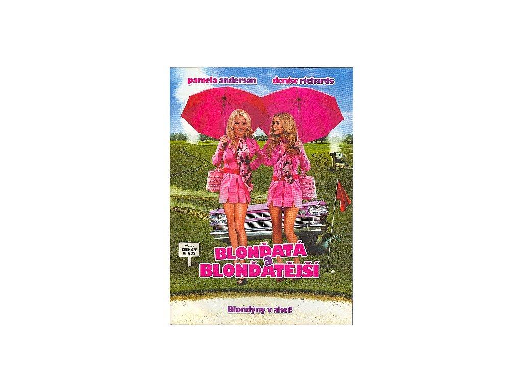 Blonďatá a Blonďatější DVD (4694)