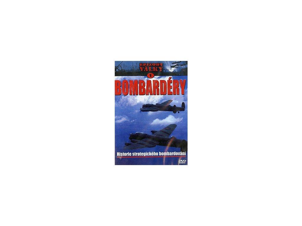 DVD Epizody války 1: Bombardéry (0198)