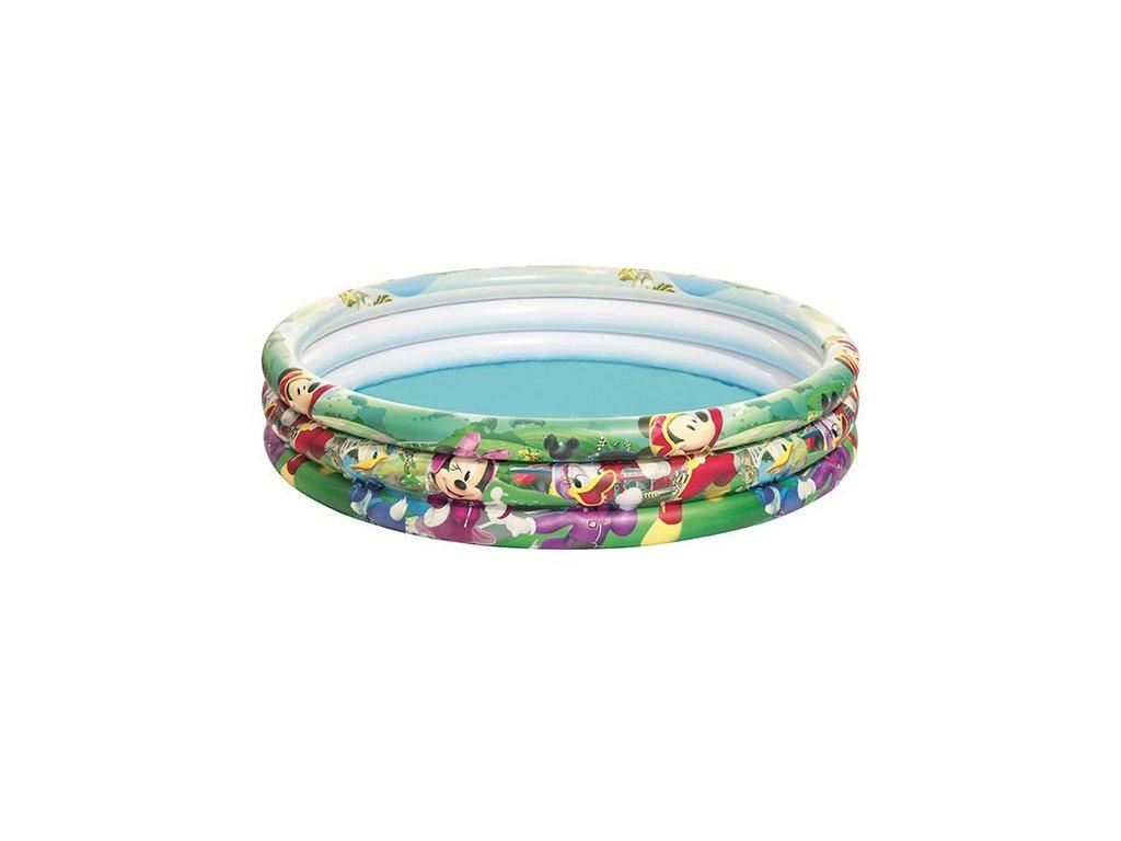 Dětský nafukovací bazén Bestway Mickey Mouse a přátelé (6141)
