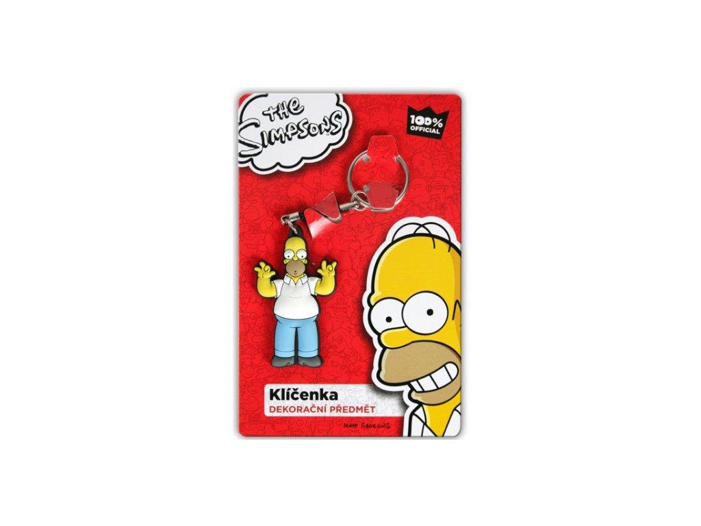 The Simpsons - Klíčenka Homer (2236)