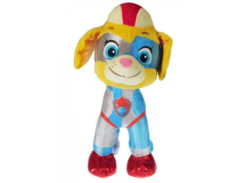 Plyšová figurka Tlapková patrola Super Mighty Pups (6558)