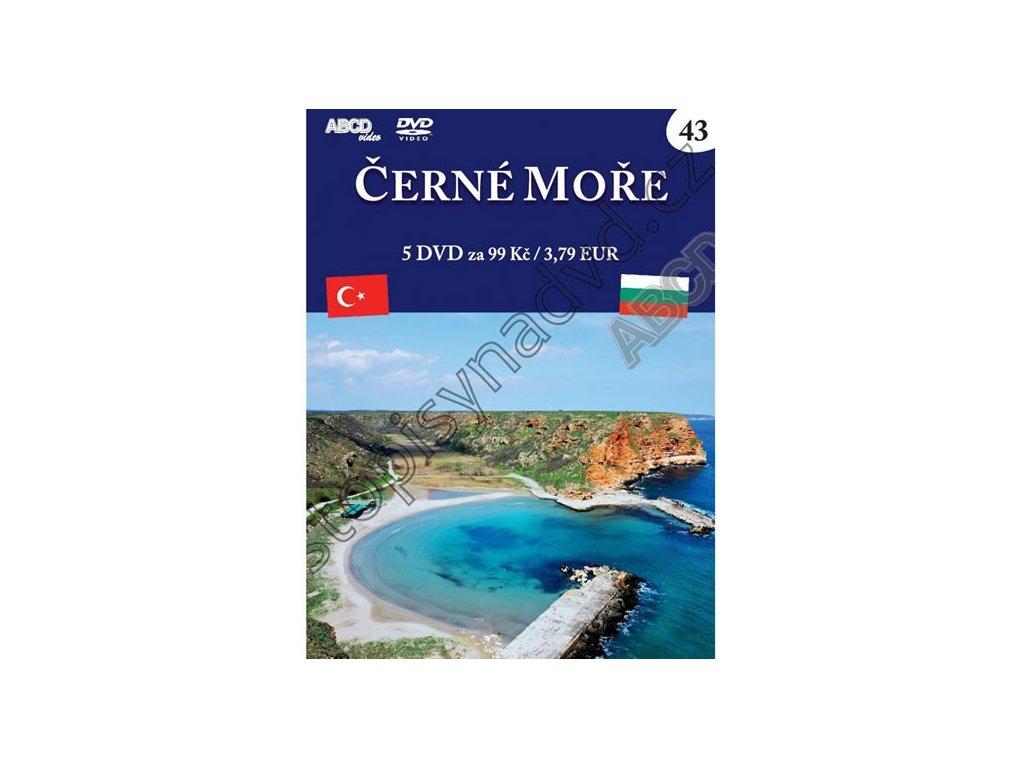 5 DVD Černé moře (4535)