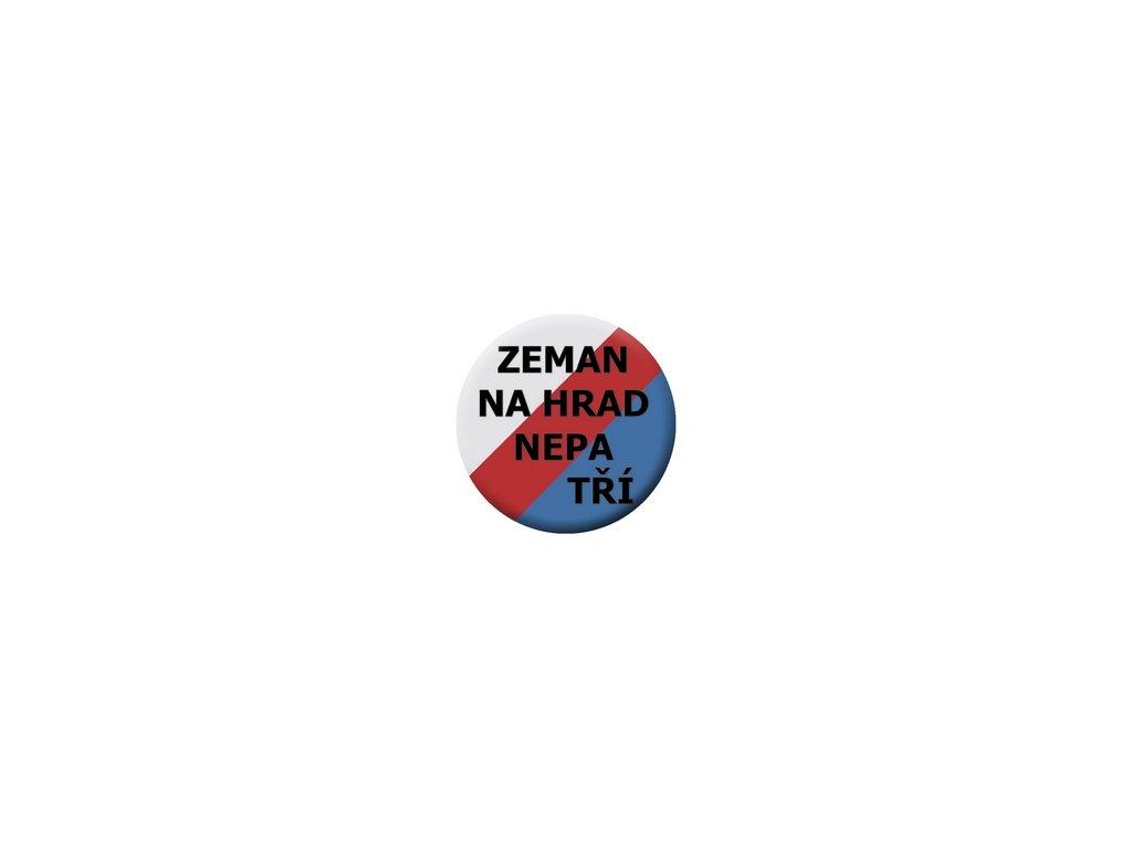 Placka Zeman 25mm (113)