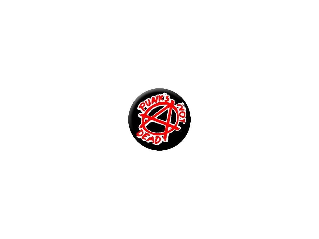 Placka Punk 25mm (140)