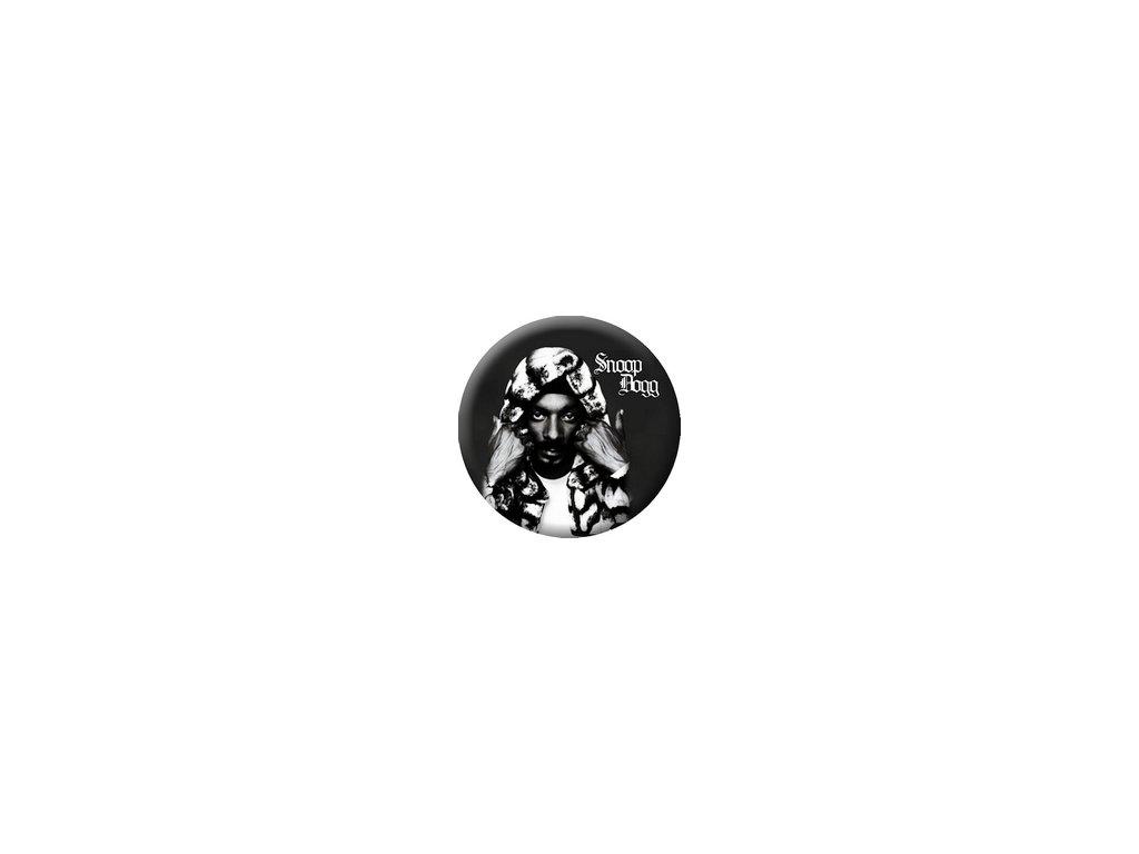 Placka Snoop Dogg 25mm (142)