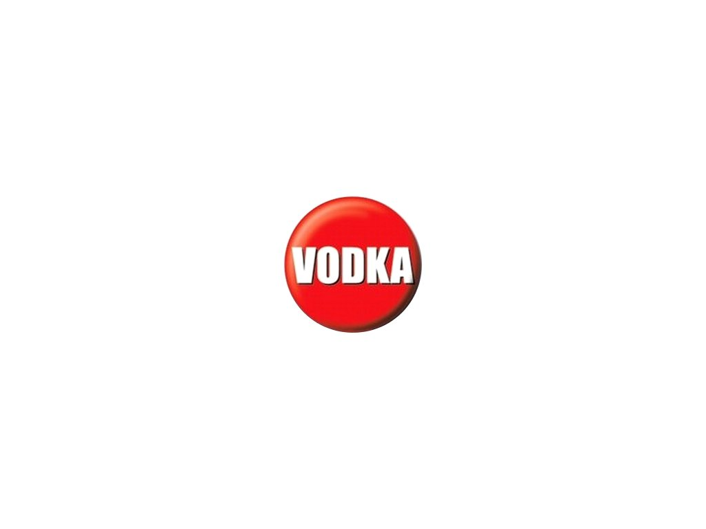 Placka Vodka 25mm (145)