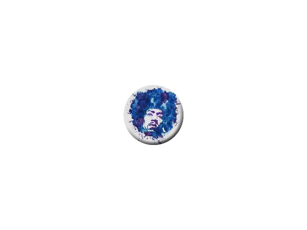 Placka Jimi Hendrix 25mm (149)