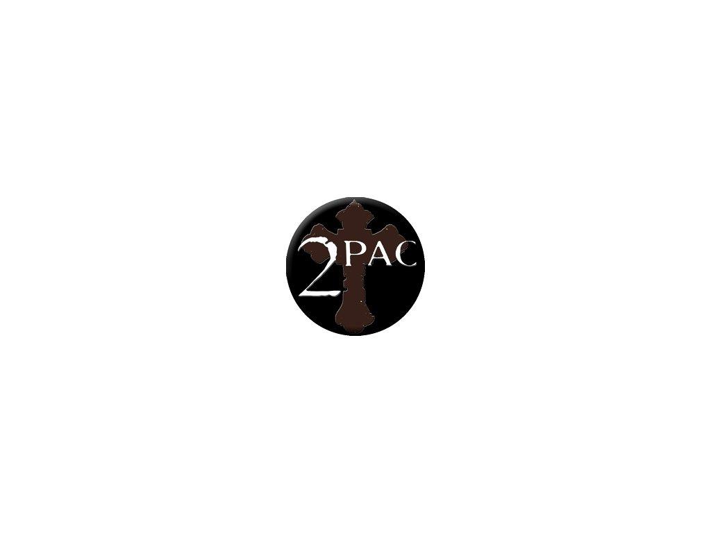 Placka 2Pac 25mm (160)