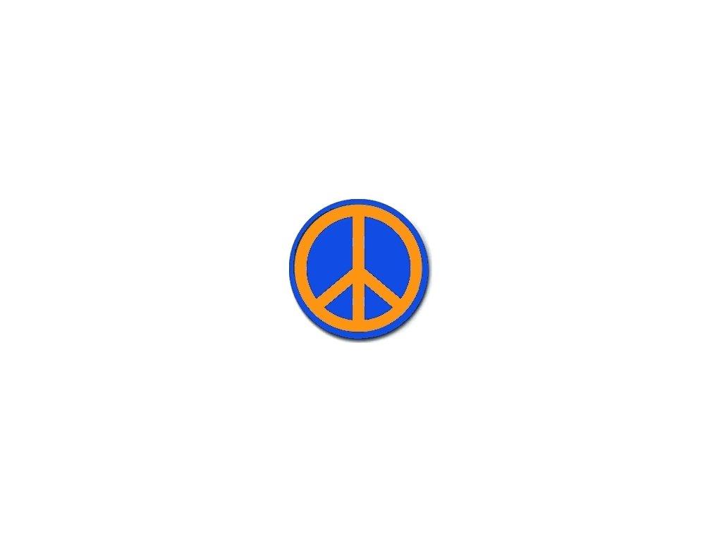 Placka Hippies 25mm (206)