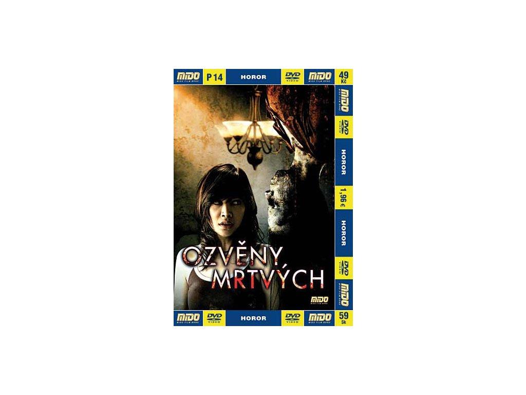Ozvěny mrtvých DVD papírový obal