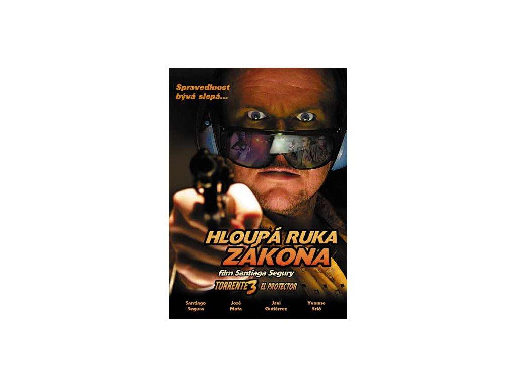 Hloupá ruka zákona DVD