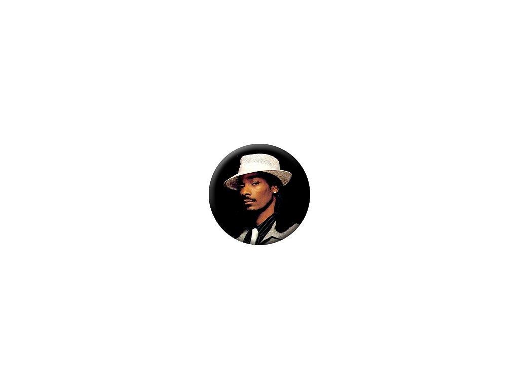 Placka Snoop Dogg  25mm (259)