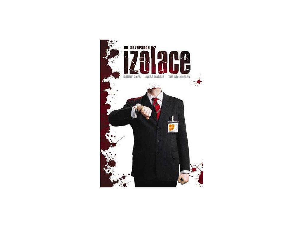 Izolace DVD