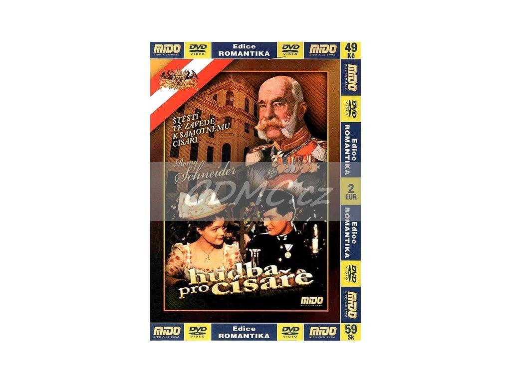 Hudba pro císaře DVD papírový obal