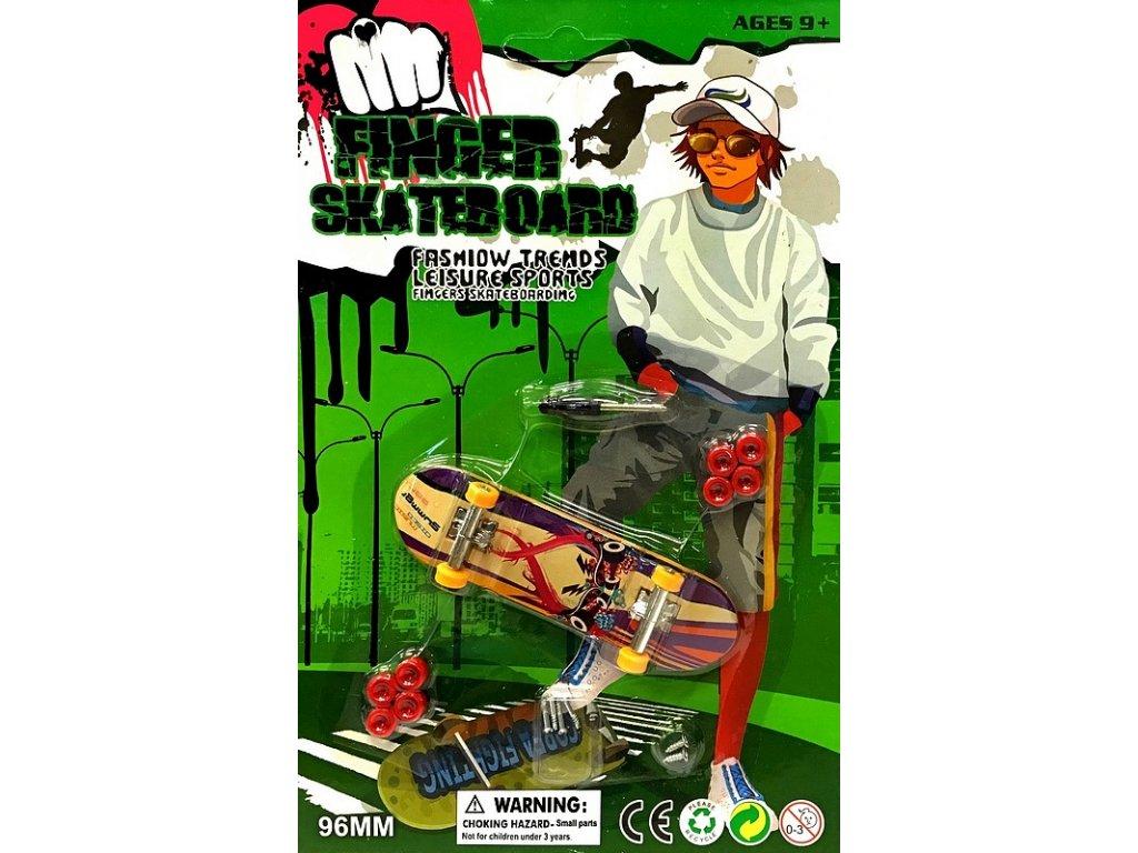 Finger Skateboard 96mm (0875A) do ruky