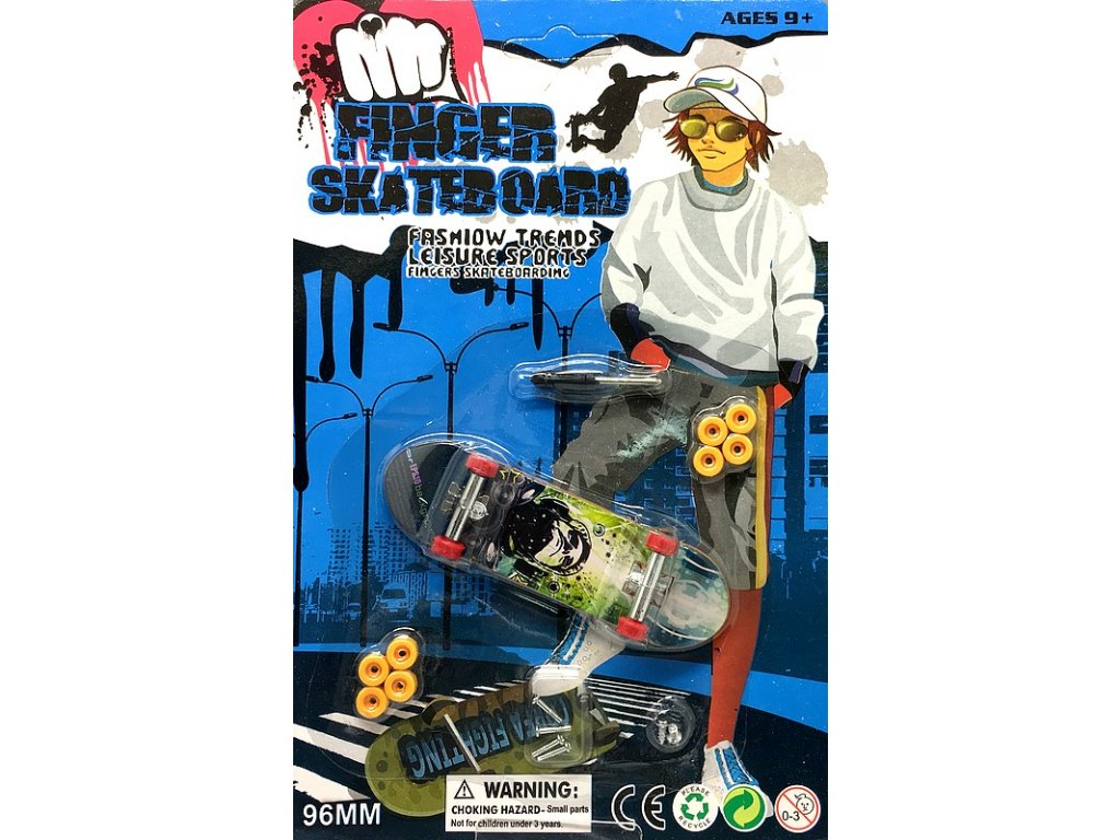 Finger Skateboard 96mm (0875P) do ruky