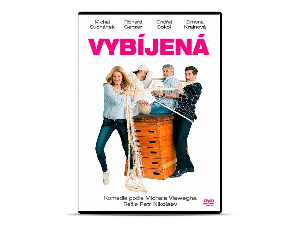 Vybíjená DVD