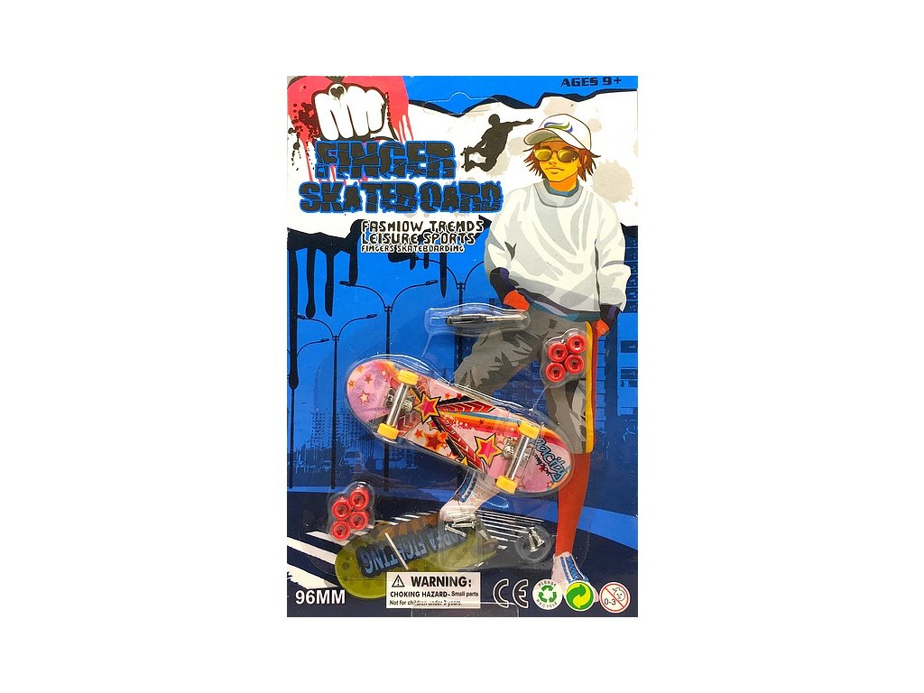 Finger Skateboard 96mm (0875W) do ruky
