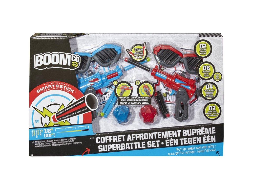Mattel BOOMco Souboj střelců BCT06