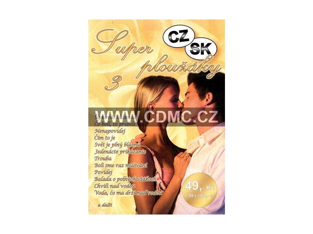 Super ploužáky 3 - CD papírový obal