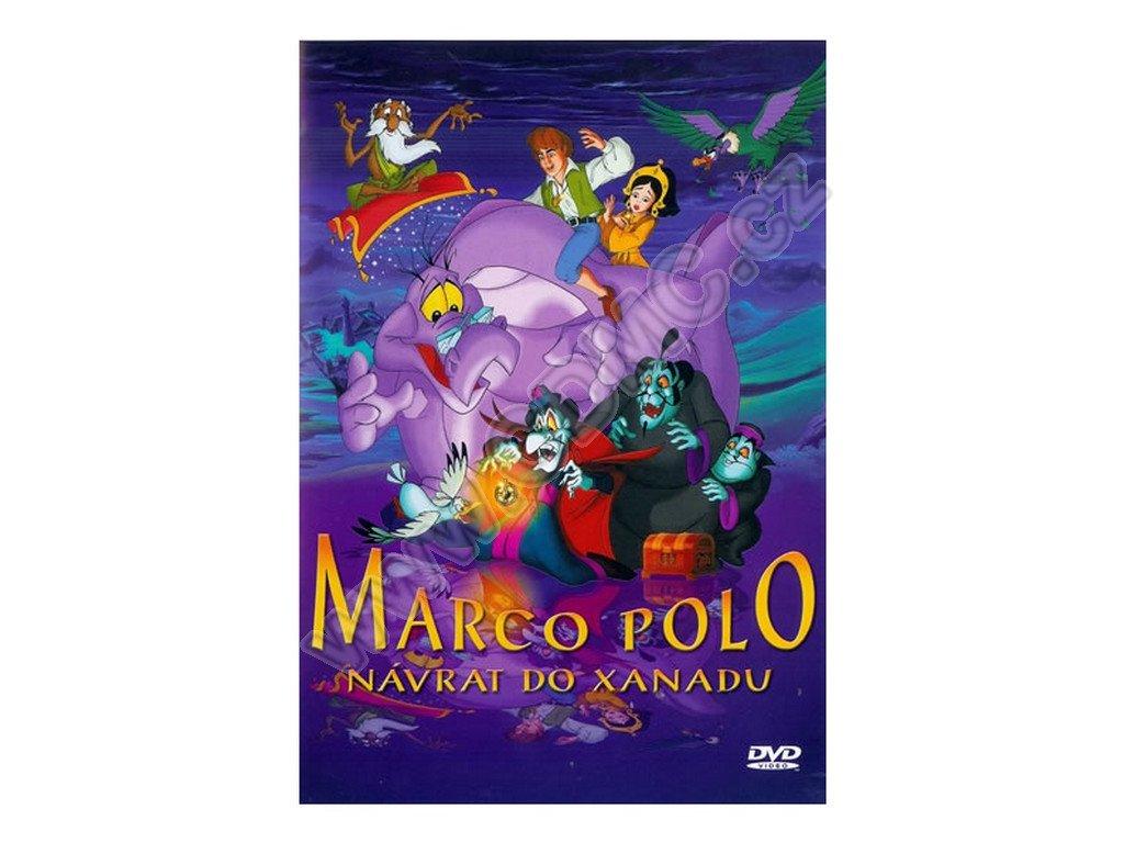 Marco Polo Návrat do Xanadu DVD
