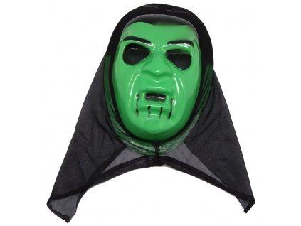 CDMC Maska Upír Zelený 1