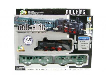 Elektrický vláček Rail King Malý B (2053)