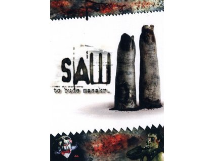SAW II to bude masakr... DVD