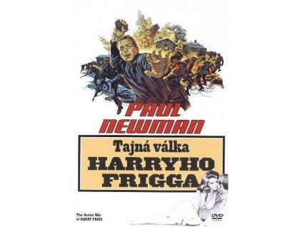 Tajná válka Harryho Frigga DVD