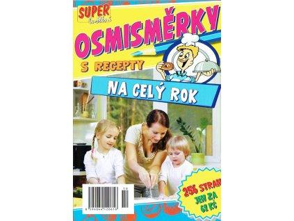 Osmisměrky s recepty na celý rok 4/17 (0616)