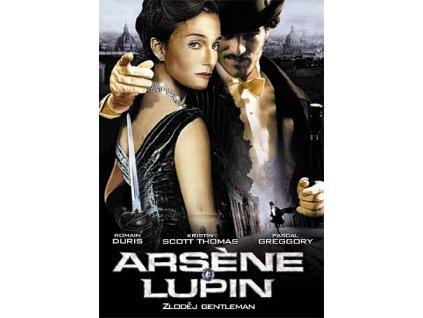 Arséne Lupin: Zloděj gentleman DVD papírový obal