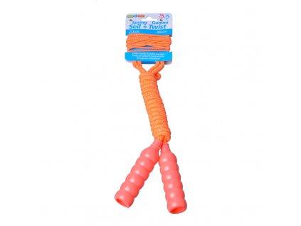 Maro toys švihadlo se skákací gumou oranžové 213 cm