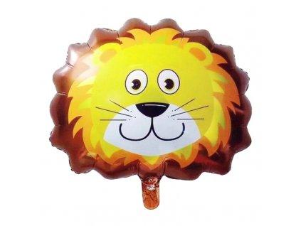 Nafukovací balónek hlava lva 55 cm
