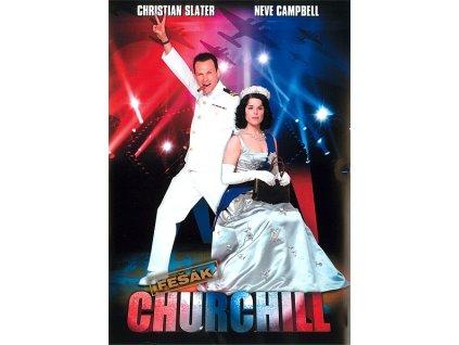 Fešák Churchill DVD