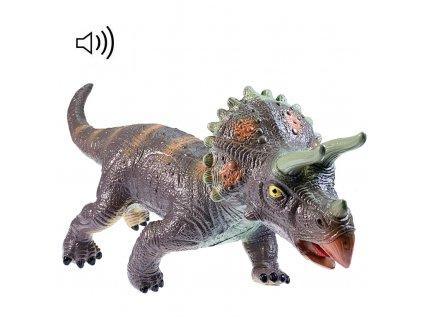 Triceratops se zvukem B 55 cm (0455)