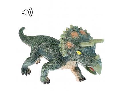 Triceratops se zvukem A 53 cm (0455)