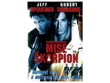 Mise škorpion DVD slimbox