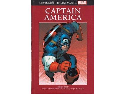 Nejmocnější hrdinové Marvelu: Captain America (6)