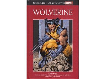 Nejmocnější hrdinové Marvelu: Wolverine (3)