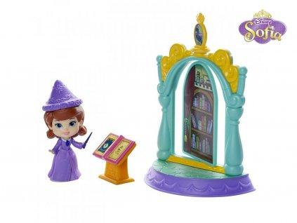 Disney Sofie První: mini hrací set - magická laboratoř (2452)
