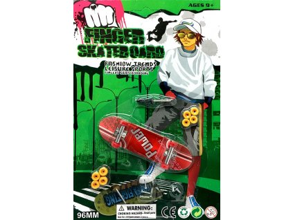 Finger Skateboard 96mm do ruky (0875N)