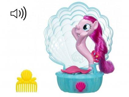 Hasbro My Little Pony Zpívající mořský poník s doplňky - Pinkie Pie (8325)