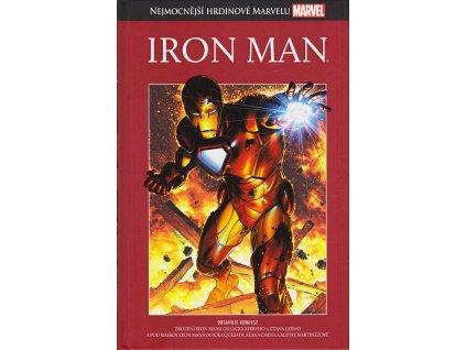 Nejmocnější hrdinové Marvelu: Iron Man (5)