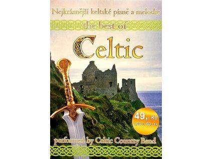 The Best of Celtic Nejkrásnější keltské písně a melodie CD papírový obal (0745)