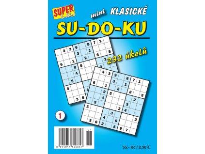 MINI SUDOKU 0116 1